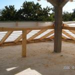 Családi ház hagyományos tető ácsmunkák 4. kép