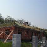 Családi ház ácsmunkák 1. kép