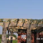 Családi ház ácsmunkák 2. kép