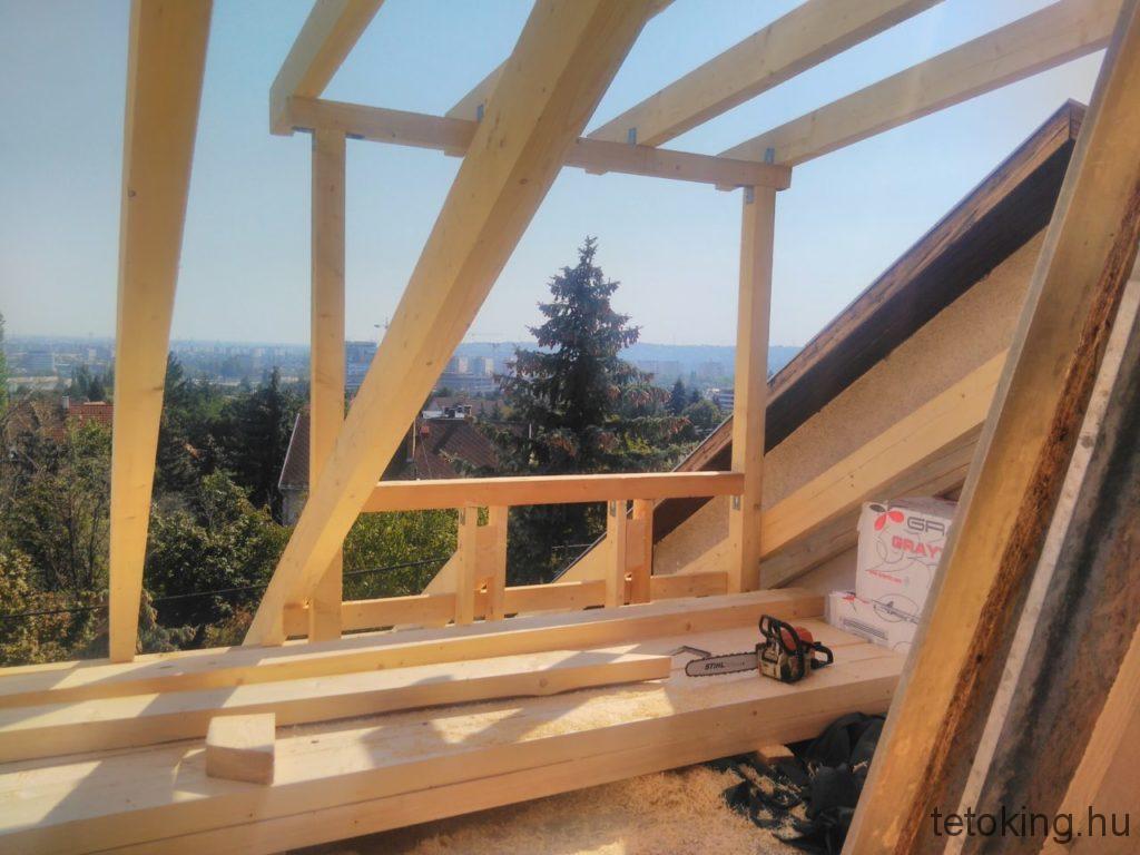 Ács szerkezet építés